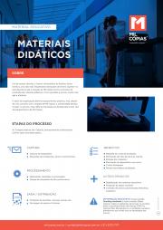 PDF Material Educativo Impressão de materiais didáticos
