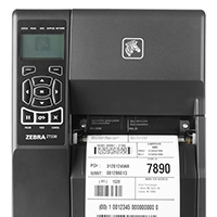 Equipamentos para impressão. Impressora térmica e etiquetados