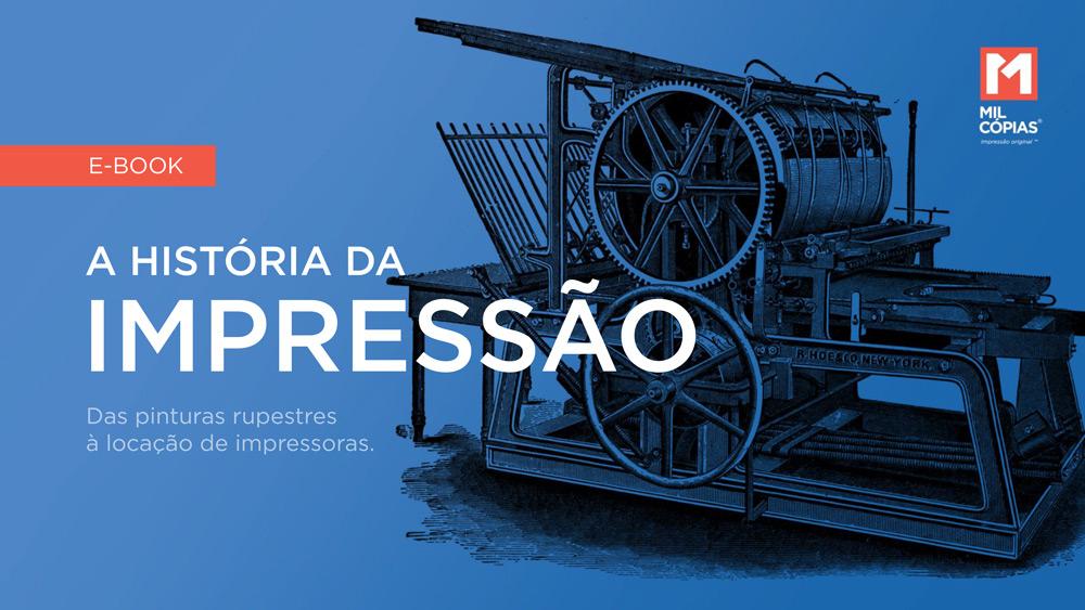 PDF E-Book - História da Impressão