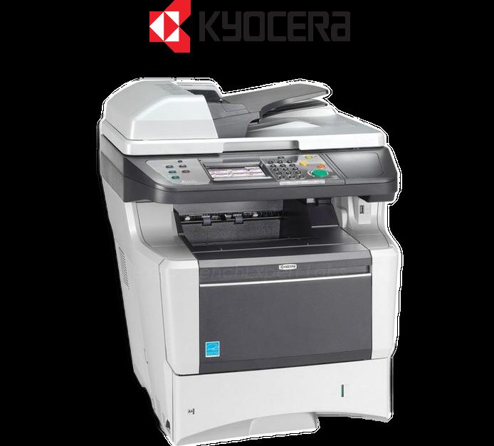 Aluguel e gerenciamento de impressoras. Revenda autorizada Kuocera
